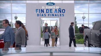 Ford El Evento Fin de Año TV Spot, 'Días finales' [Spanish] [T2] - Thumbnail 1