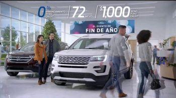 Ford El Evento Fin de Año TV Spot, 'Días finales' [Spanish] [T2] - Thumbnail 3