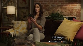 Vikings: War of Clans TV Spot, 'She Can Stay' - Thumbnail 5