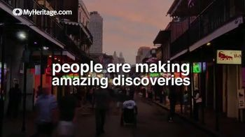MyHeritage New Year's Discount TV Spot, 'Amazing Discoveries'