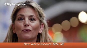 MyHeritage New Year's Discount TV Spot, 'Amazing Discoveries' - Thumbnail 3