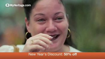 MyHeritage New Year's Discount TV Spot, 'Amazing Discoveries' - Thumbnail 4