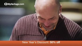 MyHeritage New Year's Discount TV Spot, 'Amazing Discoveries' - Thumbnail 5