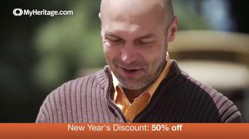 MyHeritage New Year's Discount TV Spot, 'Amazing Discoveries' - Thumbnail 6