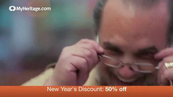 MyHeritage New Year's Discount TV Spot, 'Amazing Discoveries' - Thumbnail 8