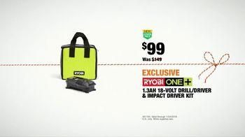The Home Depot TV Spot, 'Serious Competition: Ryobi' - Thumbnail 6