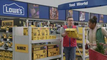 Lowe's TV Spot, 'Gift-Giver: Kobalt Tool Set' - Thumbnail 7