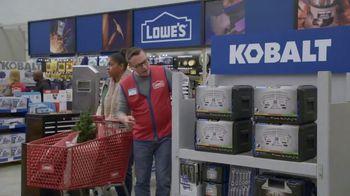 Lowe's TV Spot, 'Gift-Giver: Kobalt Tool Set' - Thumbnail 8