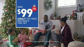 Lowe's TV Spot, 'Gift-Giver: Kobalt Tool Set' - Thumbnail 9