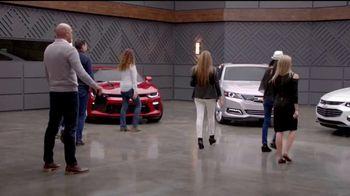 Descuento de Empleados Chevy para Todos TV Spot, 'Regalo' [Spanish] [T2] - 218 commercial airings