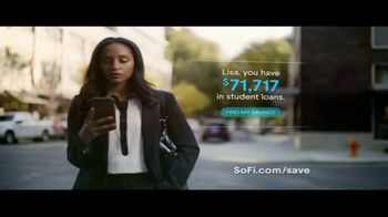 SoFi Student Loan Refinancing TV Spot, 'Save Big'