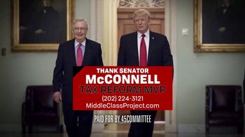 45Committee TV Spot, 'Real Tax Slayer' - Thumbnail 9