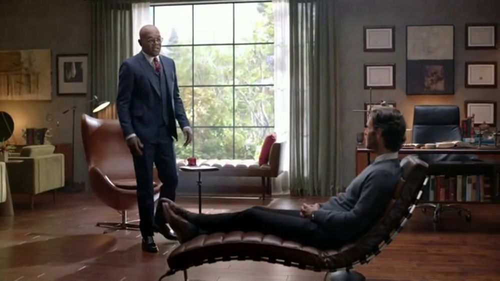 Capital One Quicksilver Tv Commercial Psychiatrist Featuring