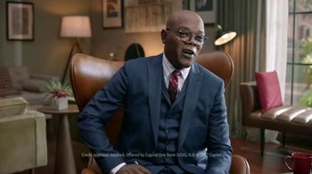 Capital One Quicksilver TV Spot, 'Psychiatrist' Featuring Samuel L. Jackson - Thumbnail 3