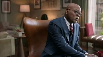 Capital One Quicksilver TV Spot, 'Psychiatrist' Featuring Samuel L. Jackson - Thumbnail 4