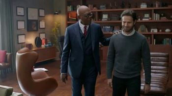 Capital One Quicksilver TV Spot, 'Psychiatrist' Featuring Samuel L. Jackson - Thumbnail 8