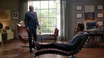 Capital One Quicksilver TV Spot, 'Psychiatrist' Featuring Samuel L. Jackson
