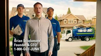 1-800-GOT-JUNK TV Spot, 'Just Point and Junk Disappears!' - Thumbnail 2