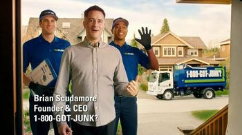 1-800-GOT-JUNK TV Spot, 'Just Point and Junk Disappears!' - Thumbnail 3