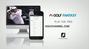 Golf Fantasy TV Spot, 'Follow Along in Realtime' - Thumbnail 10