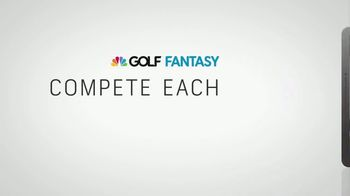 Golf Fantasy TV Spot, 'Follow Along in Realtime' - Thumbnail 8