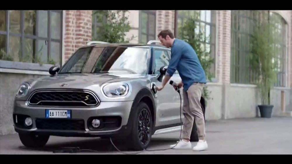Mini Countryman Plug In Hybrid Tv Commercial More Charge Song By
