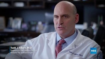 Hospital for Special Surgery TV Spot, 'Personalized Surgery' - Thumbnail 9