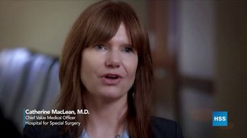 Hospital for Special Surgery TV Spot, 'Predict' - Thumbnail 5