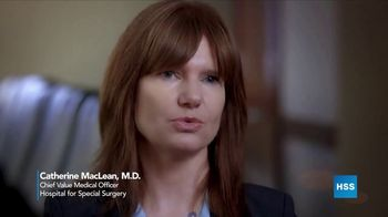 Hospital for Special Surgery TV Spot, 'Predict' - Thumbnail 6