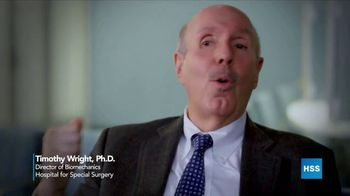 Hospital for Special Surgery TV Spot, 'Predict' - Thumbnail 8