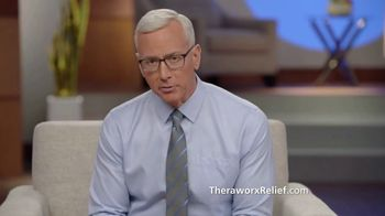 Theraworx Relief TV Spot, \'Cynthia\' Featuring Dr. Drew Pinsky
