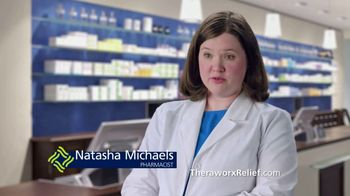Theraworx Relief TV Spot, 'Cynthia' Featuring Dr. Drew Pinsky - Thumbnail 8