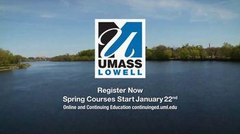 University of Massachusetts Lowell TV Spot, 'Online Courses' - Thumbnail 9