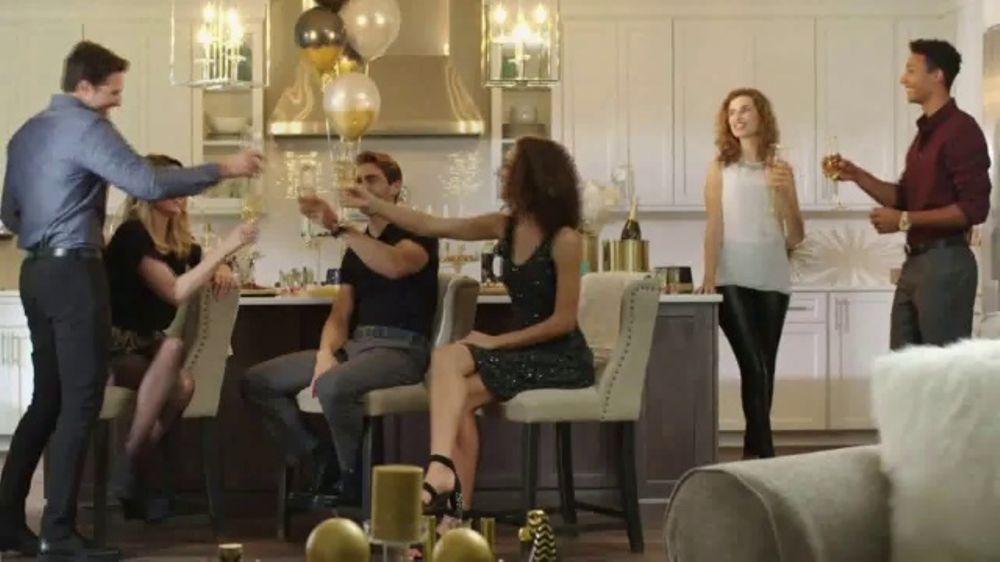 Amazing Ashley HomeStore New Yearu0027s Savings Bash TV Commercial, U0027Itu0027s A New Yearu0027    ISpot.tv