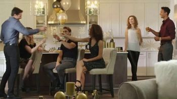 Ashley HomeStore New Year's Savings Bash TV Spot, 'It's a New Year'