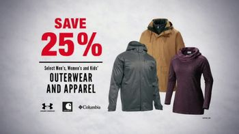 Cabela's After-Christmas Clearance TV Spot, 'Track Down the Best Deals' - Thumbnail 3