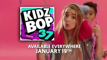 Kidz Bop 37 TV Spot, 'Today's Biggest Hits'