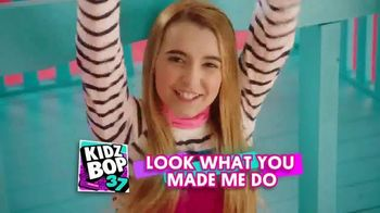Kidz Bop 37 TV Spot, 'Today's Biggest Hits' - Thumbnail 6