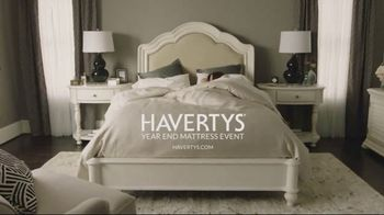 Havertys Year End Mattress Event TV Spot, 'The Right Mattress' - Thumbnail 4