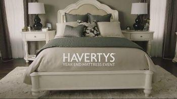 Havertys Year End Mattress Event TV Spot, 'The Right Mattress' - Thumbnail 1