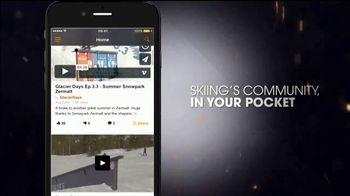 Newschoolers App TV Spot, 'Skiing' - Thumbnail 5