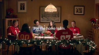 NFL Shop TV Spot, 'Christmas Dinner: Special Offer' - Thumbnail 9