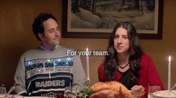 NFL Shop TV Spot, 'Christmas Dinner: Special Offer' - Thumbnail 6