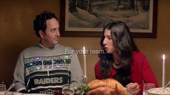NFL Shop TV Spot, 'Christmas Dinner: Special Offer' - Thumbnail 7