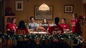 NFL Shop TV Spot, 'Christmas Dinner: Special Offer' - Thumbnail 8