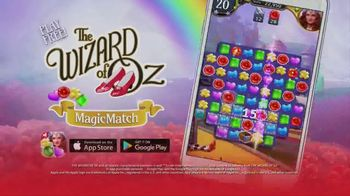 The Wizard of Oz Magic Match TV Spot, 'Daily Escape' - Thumbnail 9