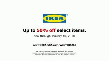 IKEA Winter Sale TV Spot, 'No Mistake' - Thumbnail 9