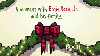 Boch Family Foundation TV Spot, 'Family Is the Best Gift of All' - Thumbnail 1