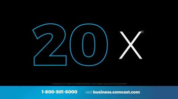Comcast Business Gig-Speed Internet TV Spot, 'Small Businesses Need More'