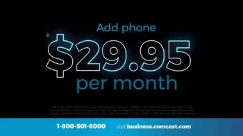 Comcast Business Gig-Speed Internet TV Spot, 'Small Businesses Need More' - Thumbnail 5